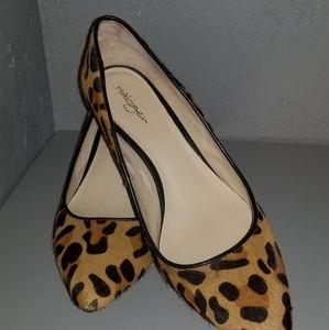 Fun leapord print shoes